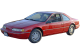 Ford Thunderbird / Coupe / 2 doors / 1994-1998 / Front-left view