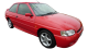Ford Escort / Hatchback / 3 doors / 1995-2000 / Front-right view