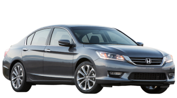 Honda Accord / Sedan / 4 doors / 2012-2013 / Front-right view