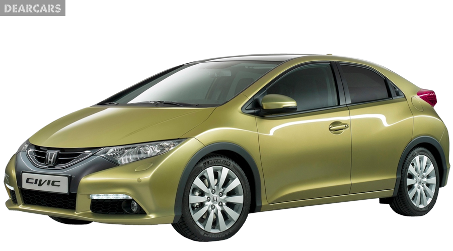2005 ford explorer fuel economy for Honda civic fuel economy