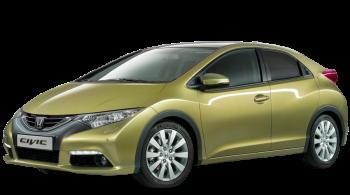 Honda Civic / Hatchback / 5 doors / 2012-2013 / Front-left view
