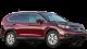 Honda CR-V / SUV & Crossover / 5 doors / 2012-2013 / Front-right view