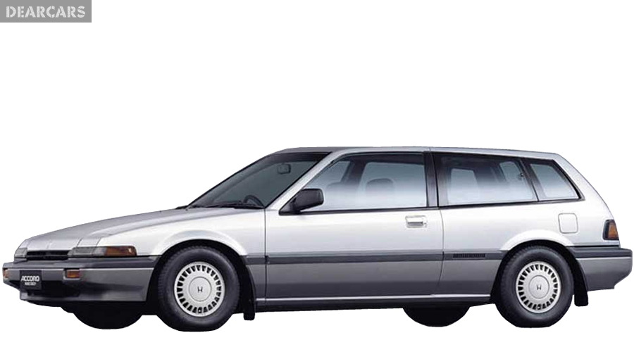 Honda Accord Aero Deck 20 Ex Hatchback 3 Doors 102 Hp