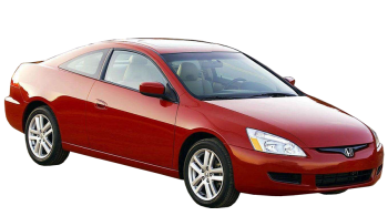 Honda Accord Coupe / Coupe / 2 doors / 2000-2003 / Front-right view