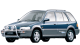 Honda Civic Shuttle / Minivan / 5 doors / 1983-1993 / Front-left view