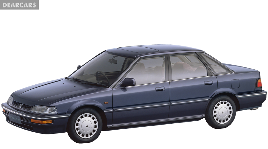 Honda Concerto   Modifications   Packages   Options   Photos