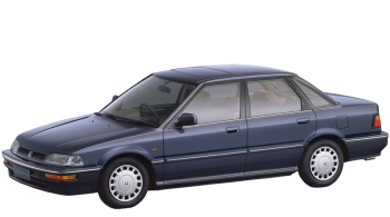 Honda Concerto / Hatchback / 5 doors / 1990-1994 / Front-left view