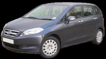 Honda FR-V / Minivan / 5 doors / 2004-2010 / Front-left view