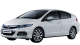 Honda Insight / Hatchback / 5 doors / 2009-2013 / Front-left view