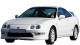 Honda Integra R / Coupe / 2 doors / 1998-2001 / Front-left view