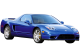 Honda NSX / Coupe / 2 doors / 1991-2005 / Front-right view