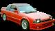 Honda Prelude / Sedan / 2 doors / 1983-1987 / Front-right view