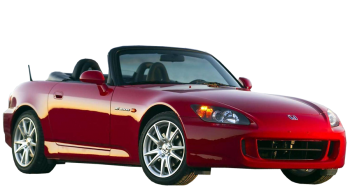 Honda S2000 / Convertible / 2 doors / 2004-2009 / Front-right view
