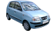 Hyundai Atos / Hatchback / 5 doors / 2003-2008 / Front-right view