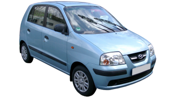 Hyundai Atos / Hatchback / 5 doors / 2003-2008 / Front-right view