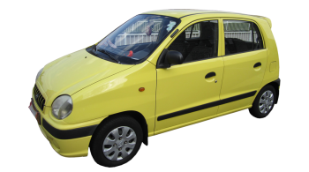 Hyundai Atos Spirit / Hatchback / 5 doors / 1999-2003 / Front-left view