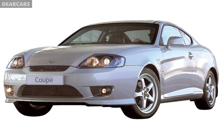 Hyundai Coupe Modifications Packages Options