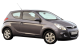 Hyundai Getz / Hatchback / 3 doors / 2002-2008 / Front-right view