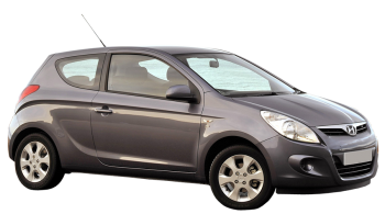 Hyundai Getz / Hatchback / 3 doors / 2002-2008 / Front-right view