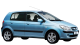 Hyundai Getz / Hatchback / 5 doors / 2002-2008 / Front-right view
