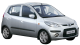 Hyundai i10 / Hatchback / 5 doors / 2008-2013 / Front-right view