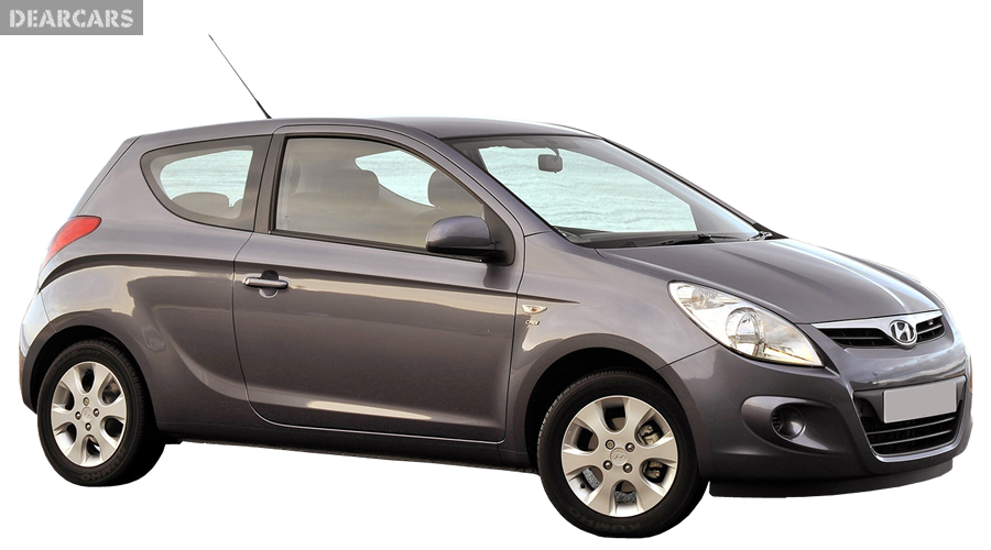 Hyundai I20 Hatchback 3 Doors 2008 2013 Front Right View