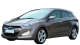 Hyundai i30 Wagon / Wagon / 5 doors / 2012-2013 / Front-left view