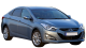 Hyundai i40 / Sedan / 4 doors / 2011-2013 / Front-right view
