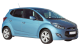 Hyundai ix20 / Minivan / 5 doors / 2010-2013 / Front-right view