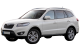 Hyundai Santa Fe / SUV & Crossover / 5 doors / 2010-2012 / Front-left view