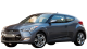 Hyundai Veloster / Hatchback / 4 doors / 2011-2013 / Front-left view