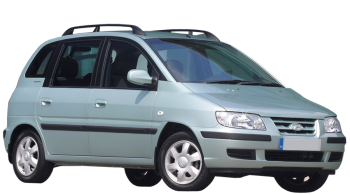 Hyundai Matrix / Minivan / 5 doors / 2001-2010 / Front-right view