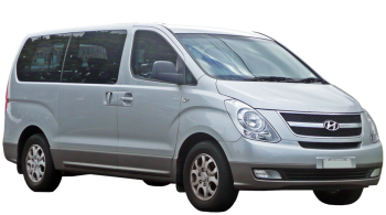 Hyundai Satellite / Minivan / 5 doors / 1997-2000 / Front-right view