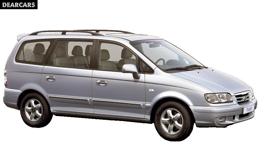 Hyundai Trajet • Modifications • Packages • Options • Photos