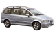 Hyundai Trajet / Minivan / 5 doors / 2000-2008 / Front-right view