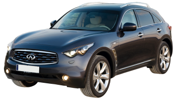 Infiniti FX / SUV & Crossover / 5 doors / 2008-2013 / Front-left view