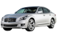 Infiniti M / Sedan / 4 doors / 2010-2013 / Front-left view