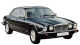 Jaguar V12 / Sedan / 4 doors / 1986-1992 / Front-right view
