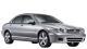 Jaguar X-Type / Sedan / 4 doors / 2001-2010 / Front-right view
