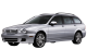 Jaguar X-Type Estate / Wagon / 5 doors / 2004-2010 / Front-left view