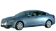 Jaguar XF / Sedan / 4 doors / 2008-2013 / Front-left view