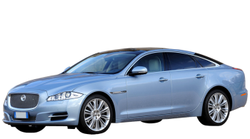 Jaguar XJ / Sedan / 4 doors / 2010-2013 / Front-left view