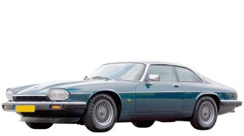 Jaguar XJS / Coupe / 2 doors / 1982-1996 / Front-left view