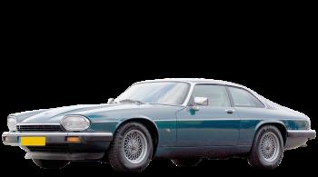 Jaguar XJS / Coupe / 2 doors / 1982-1996 / Front-left view