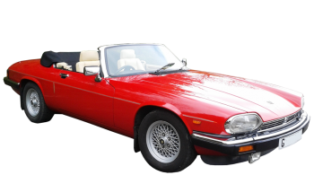 Jaguar XJS Cabrio / Convertible / 2 doors / 1985-1987 / Front-right view