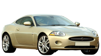 Jaguar XK / Coupe / 2 doors / 2007-2011 / Front-right view