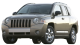 Jeep Compass / SUV & Crossover / 2 doors / 2006-2010 / Front-left view