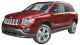 Jeep Compass / SUV & Crossover / 2 doors / 2011-2013 / Front-left view