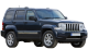 Jeep Cherokee / SUV & Crossover / 5 doors / 2008-2011 / Front-right view