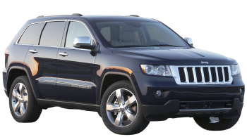 Jeep Grand Cherokee / SUV & Crossover / 5 doors / 2011-2013 / Front-right view